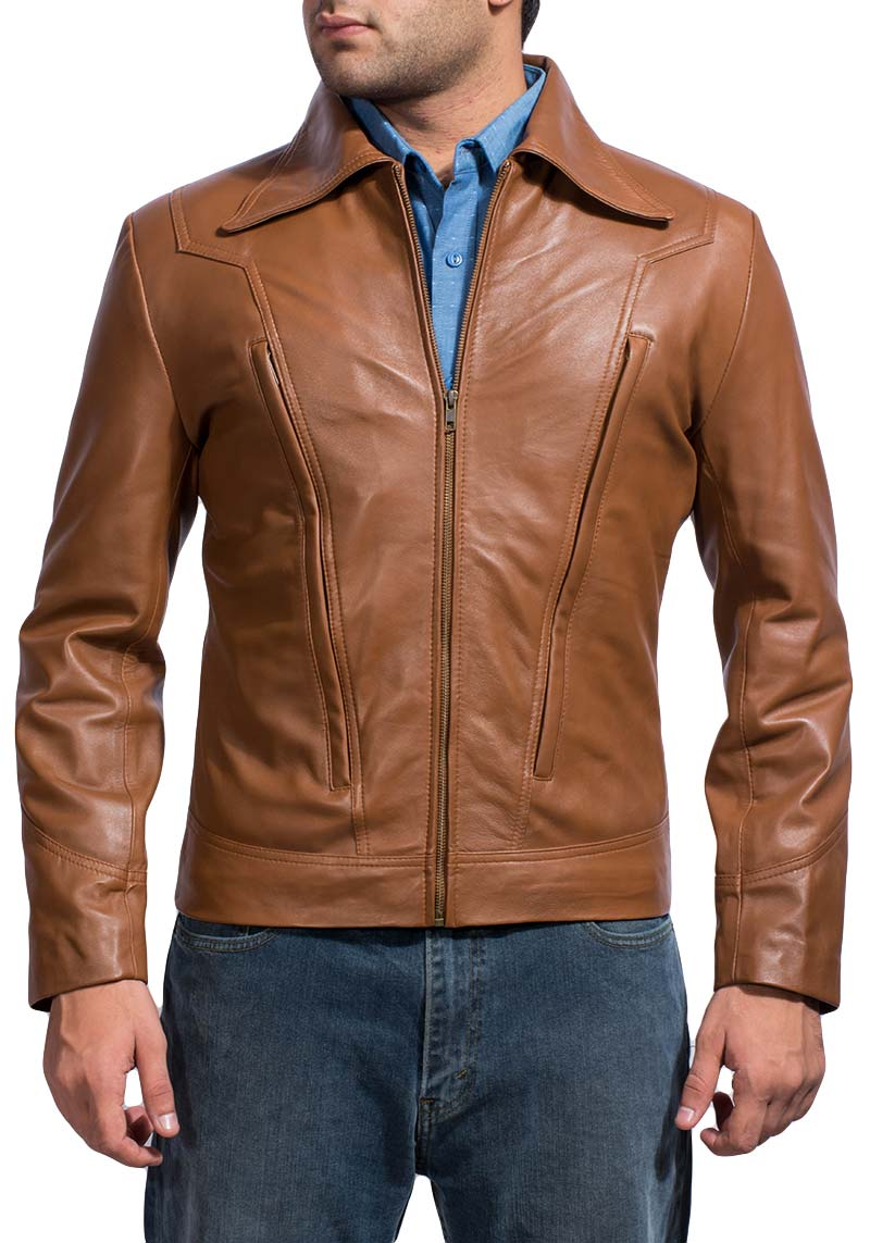 X-Men: Days of Future Past Wolverine Leather Jacket
